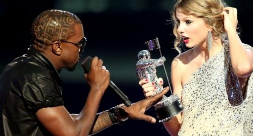 "Kanye West ""Taylor Swift Doesn't Care About Black People"""