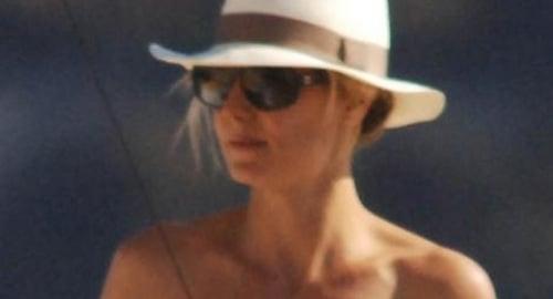Heidi Klum Topless Pictures