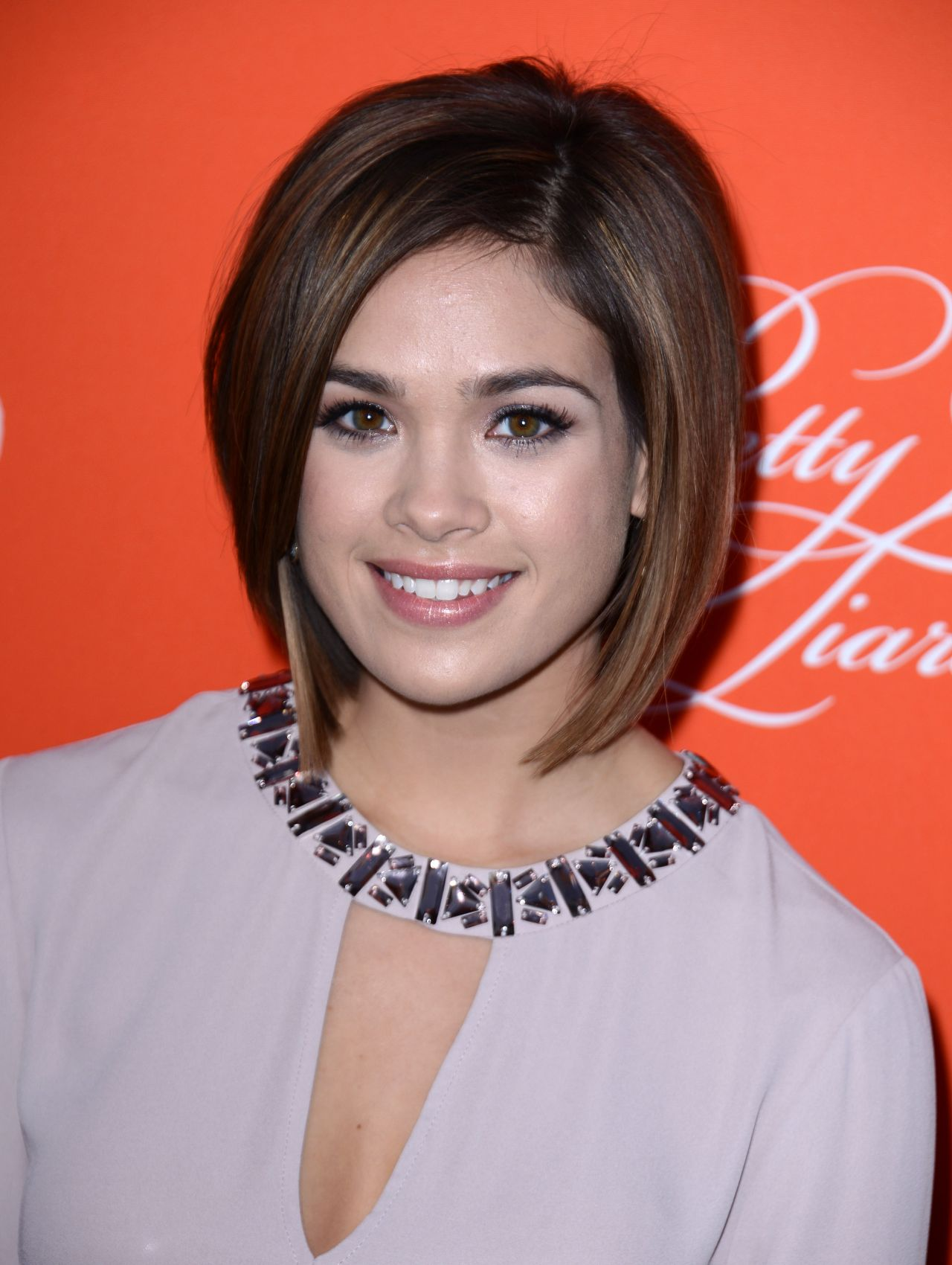 Nicole Gale Anderson Screening Of PRETTY LITTLE LIARS