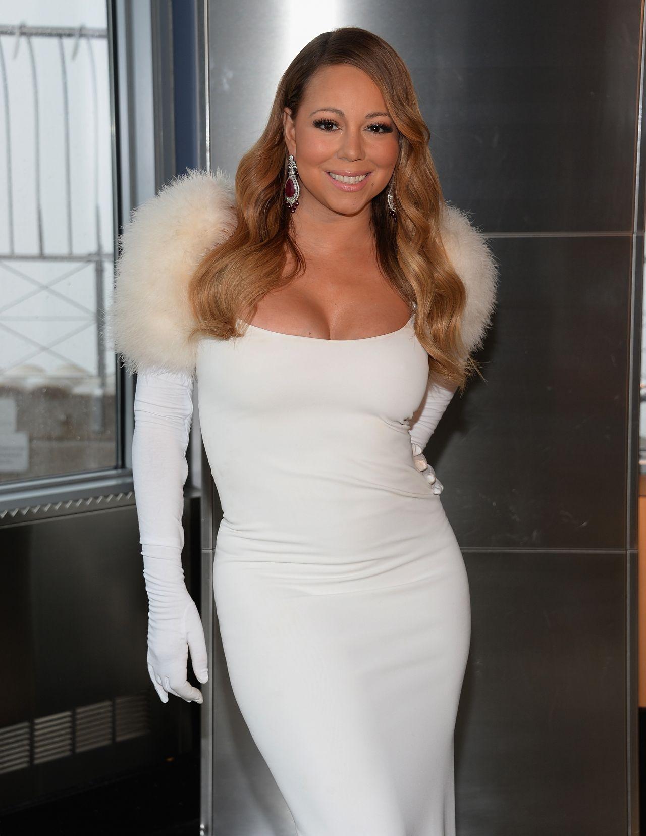 Mariah Carey Valentines Day Wedding Event February 2014