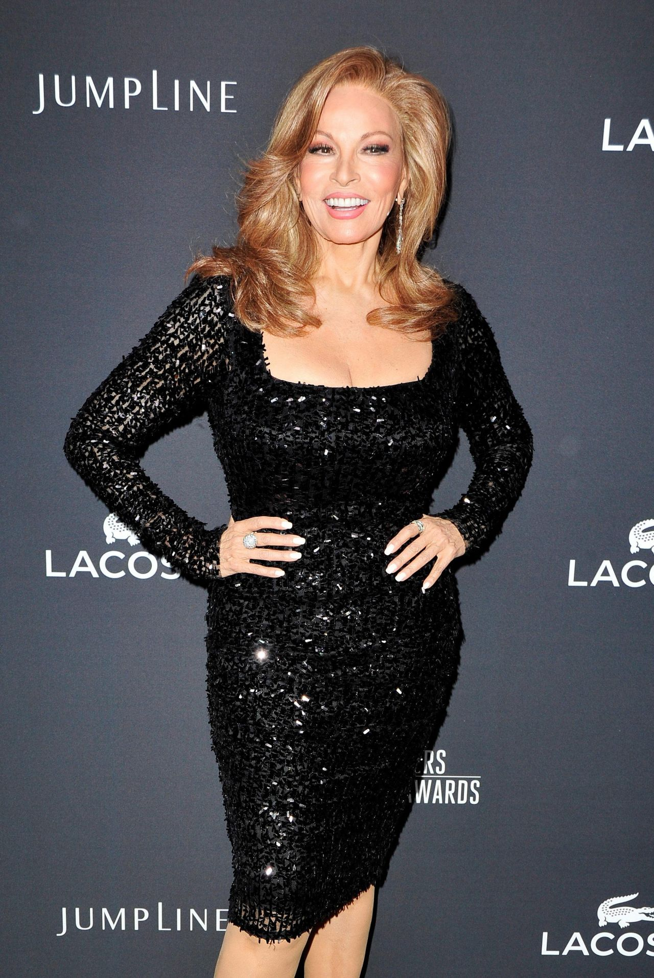 Raquel Welch 2014 Costume Designers Guild Awards In