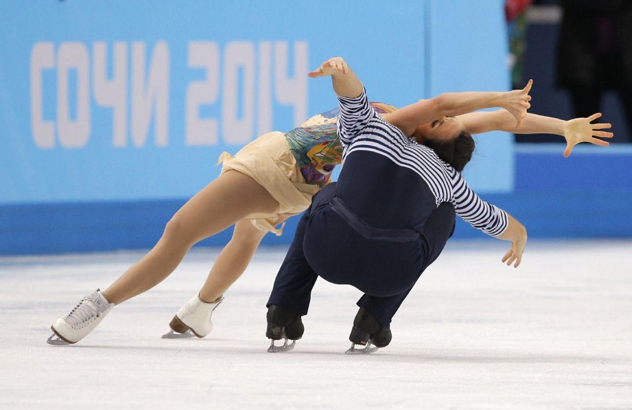 2014 Winter Figure Skating Olympics