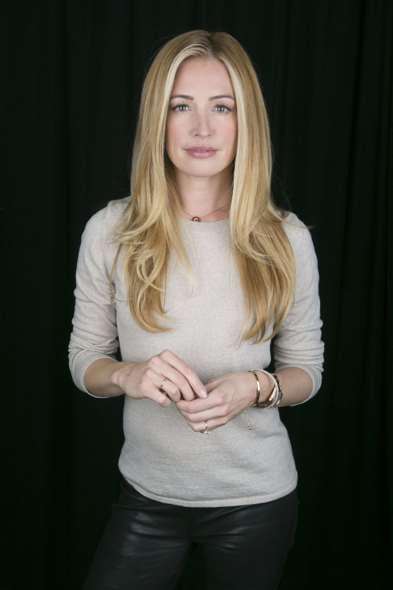 Cat Deeley Amy Sussman Portrait Session In New York City