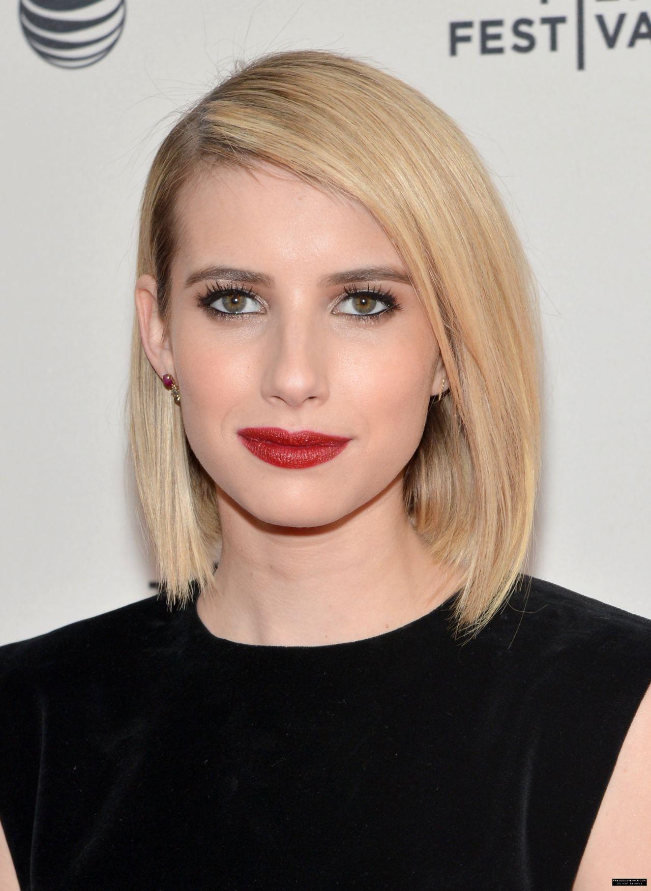 Emma Roberts Palo Alto Premiere At The Tribeca Film