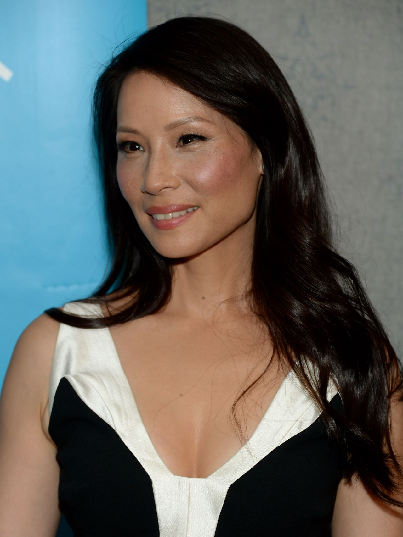 Lucy Liu Meena Premiere In New York City