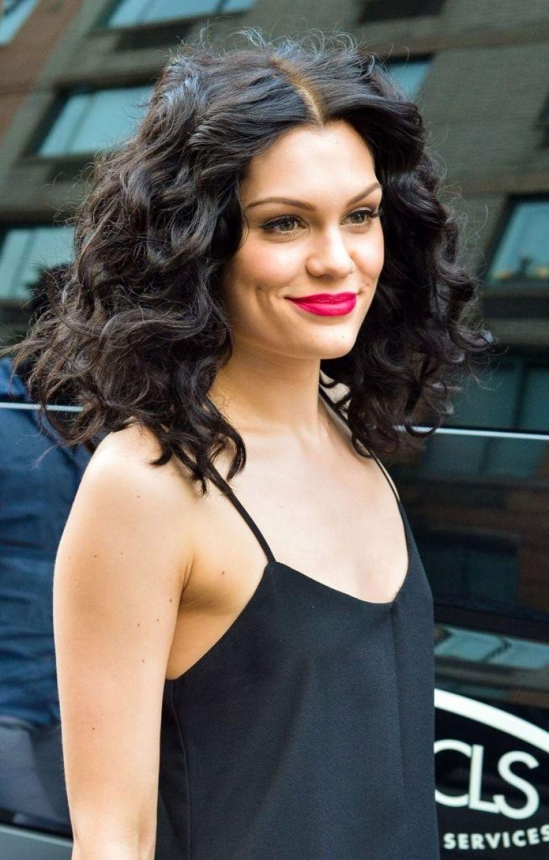 Jessie J Photoshoot In New York City August 2014