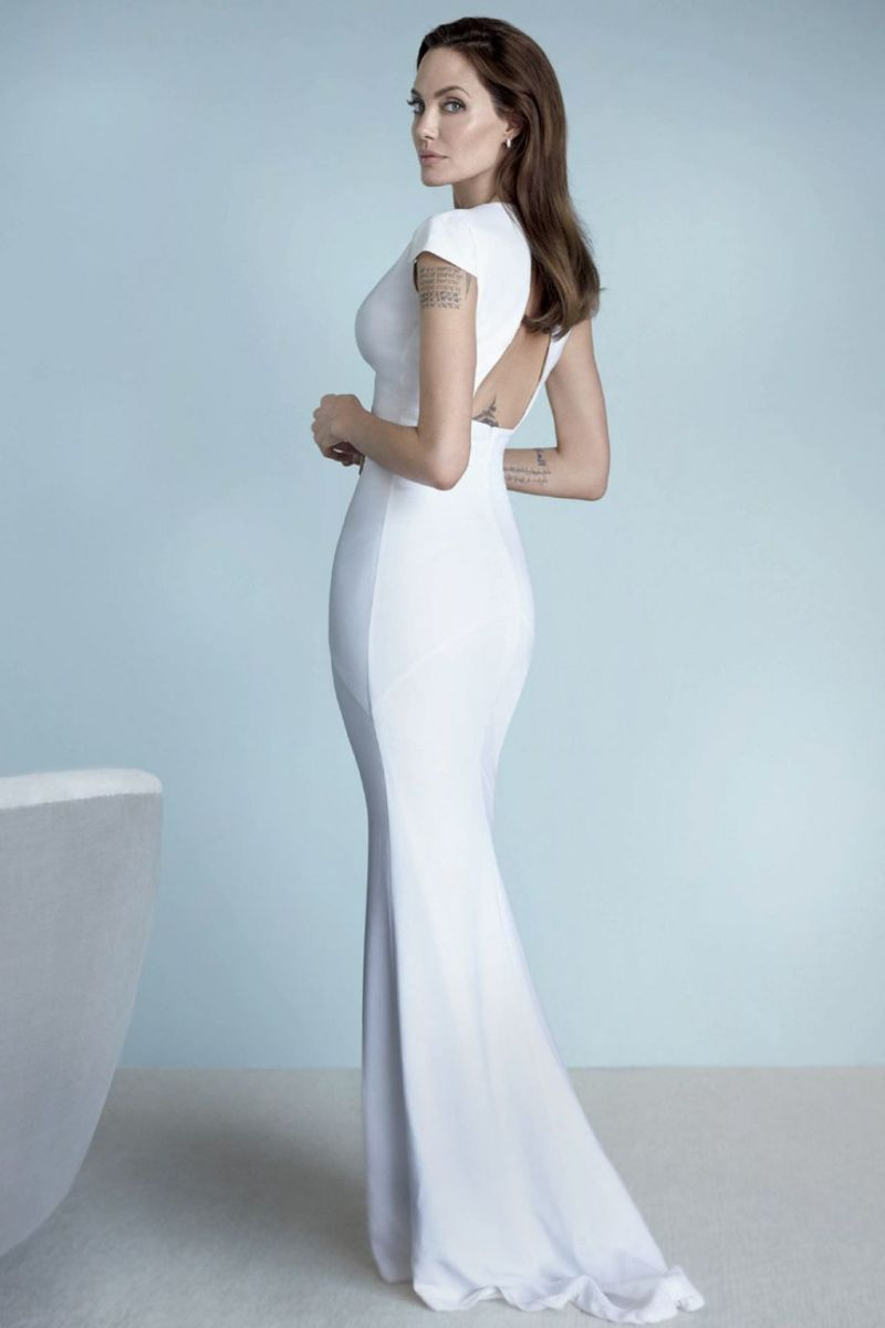 Editorial: Angelina Jolie For Vanity Fair Magazine December 2014 ...