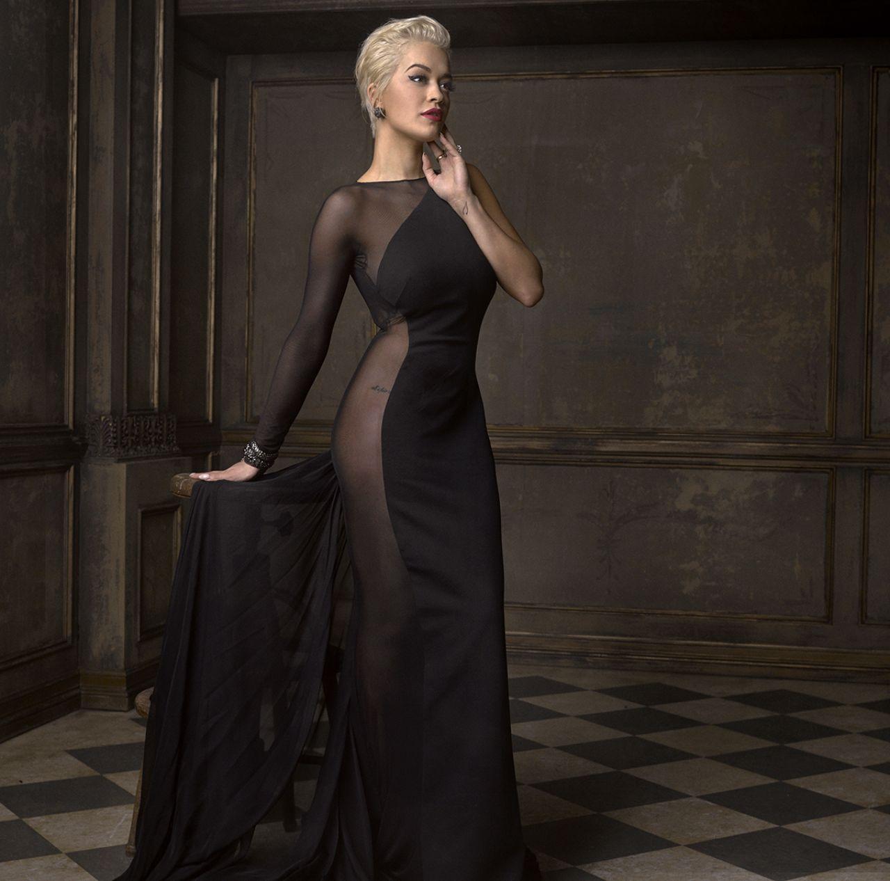 2015 Vanity Fair Oscar Party Portraits