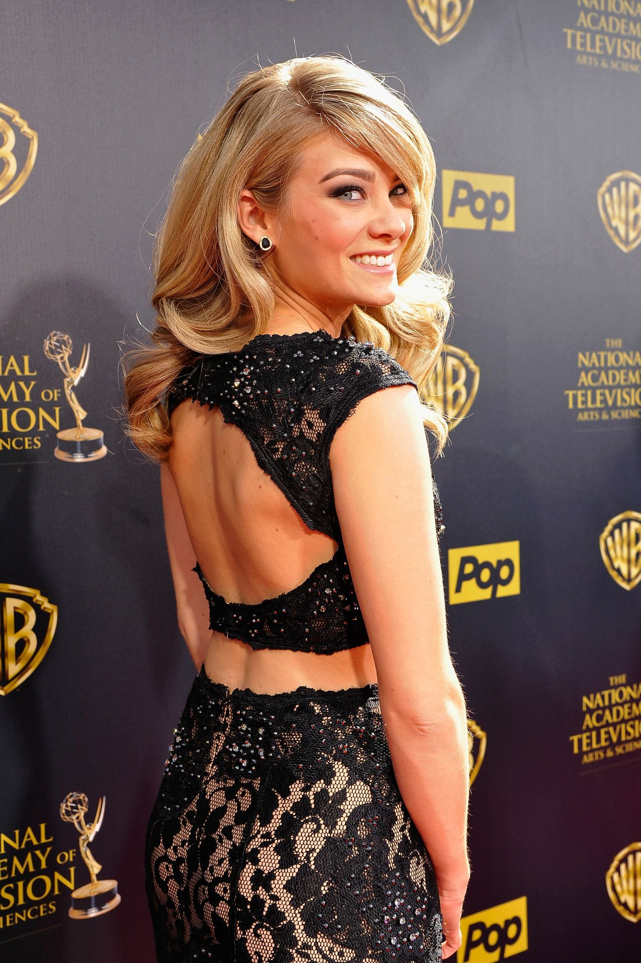 Kim Matula 2015 Daytime Emmy Awards In Burbank