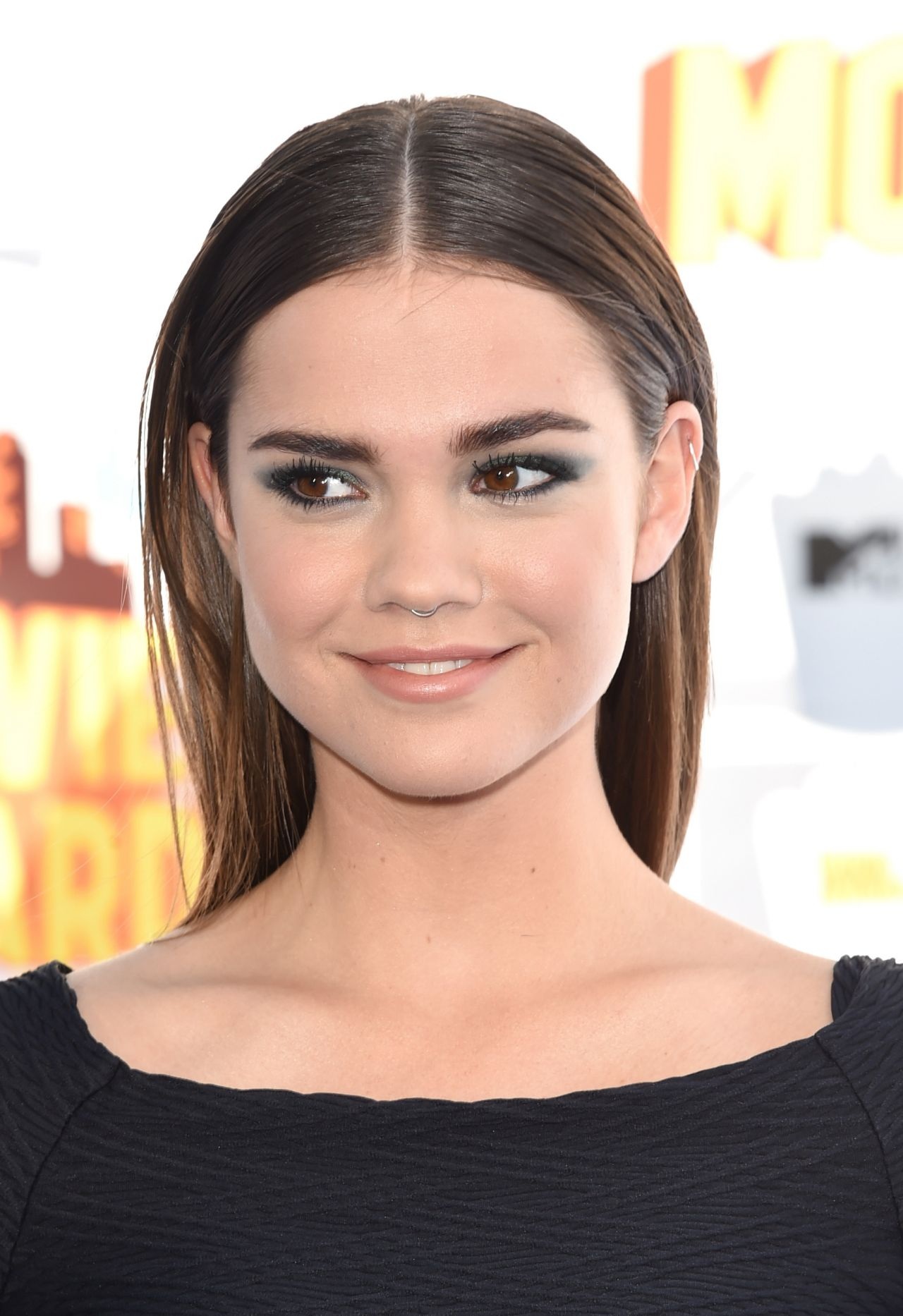 Maia Mitchell 2015 MTV Movie Awards In Los Angeles
