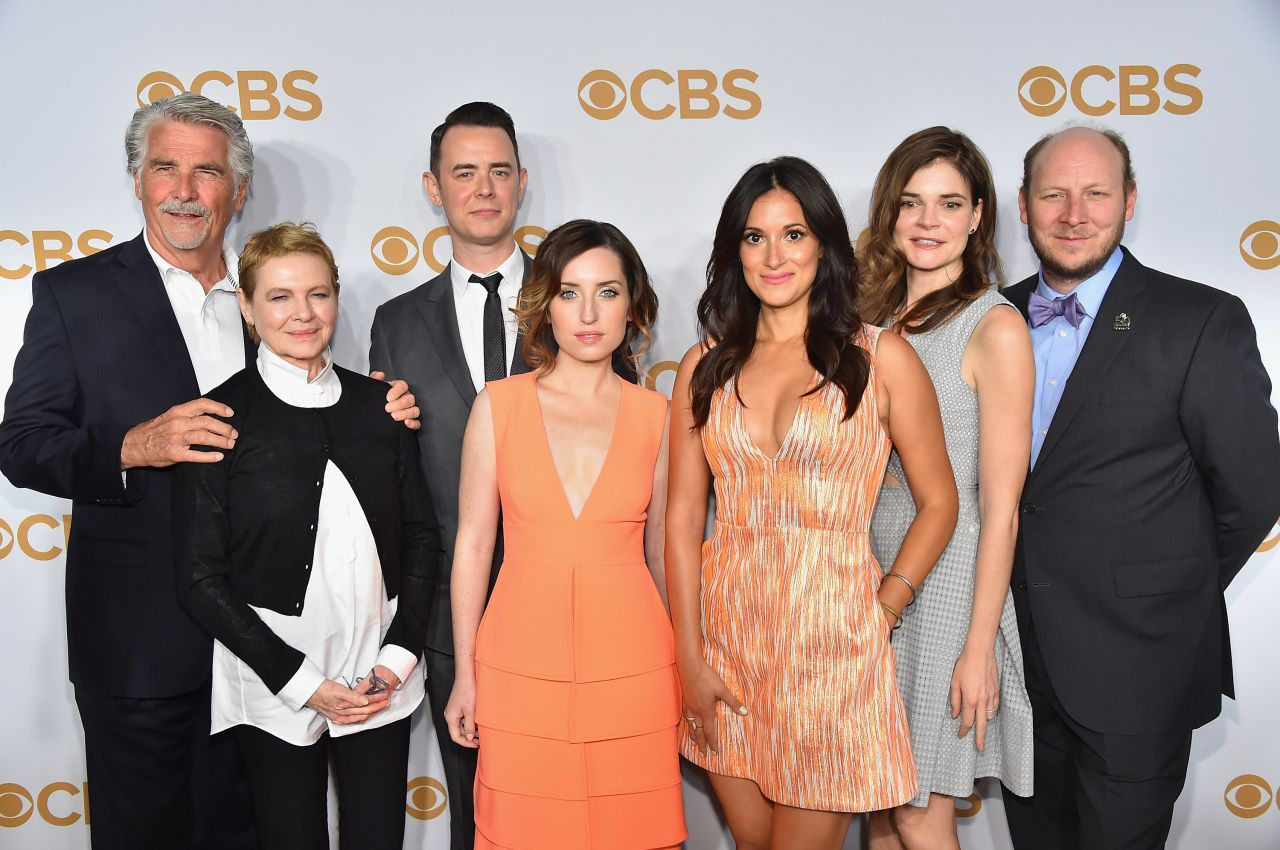 2015 CBS Upfront At Lincoln Center In