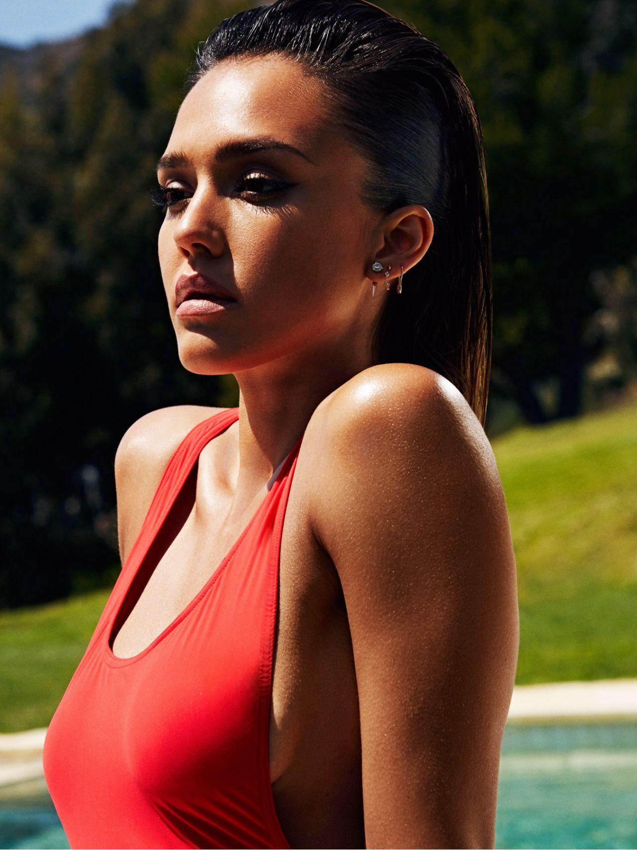 Jessica Alba SHAPE Magazine June 2015 Pics And Video