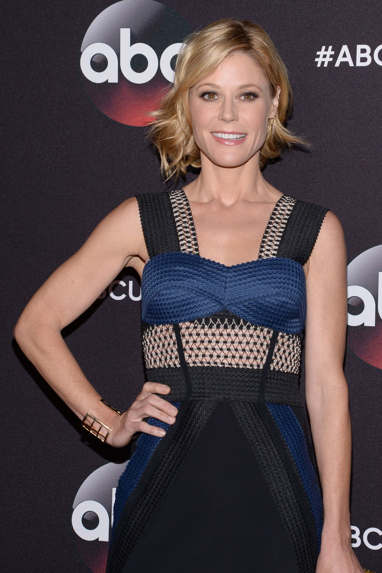 Julie Bowen 2015 ABC Upfront In New York City