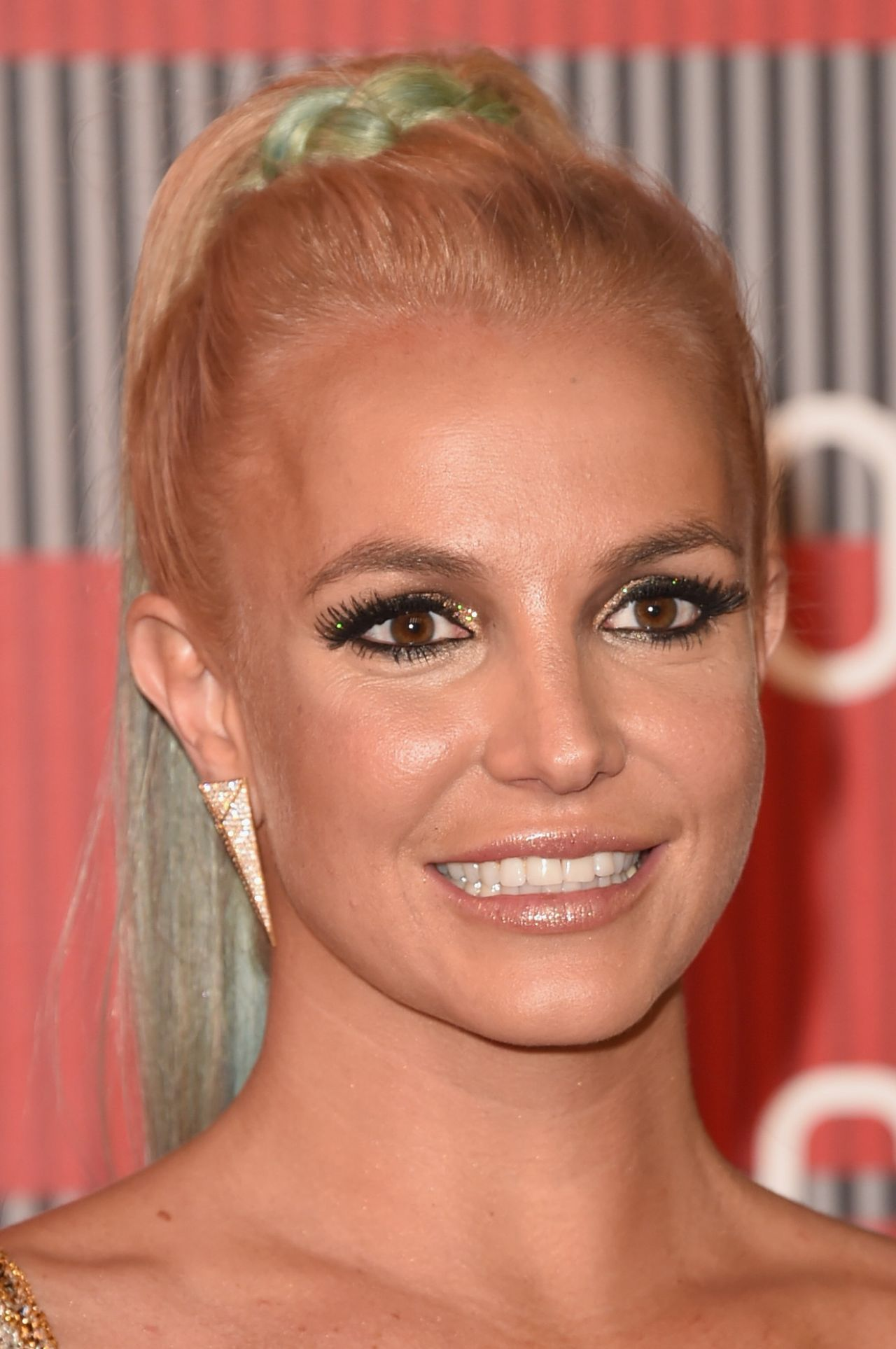 Britney Spears 2015 MTV Video Music Awards At Microsoft