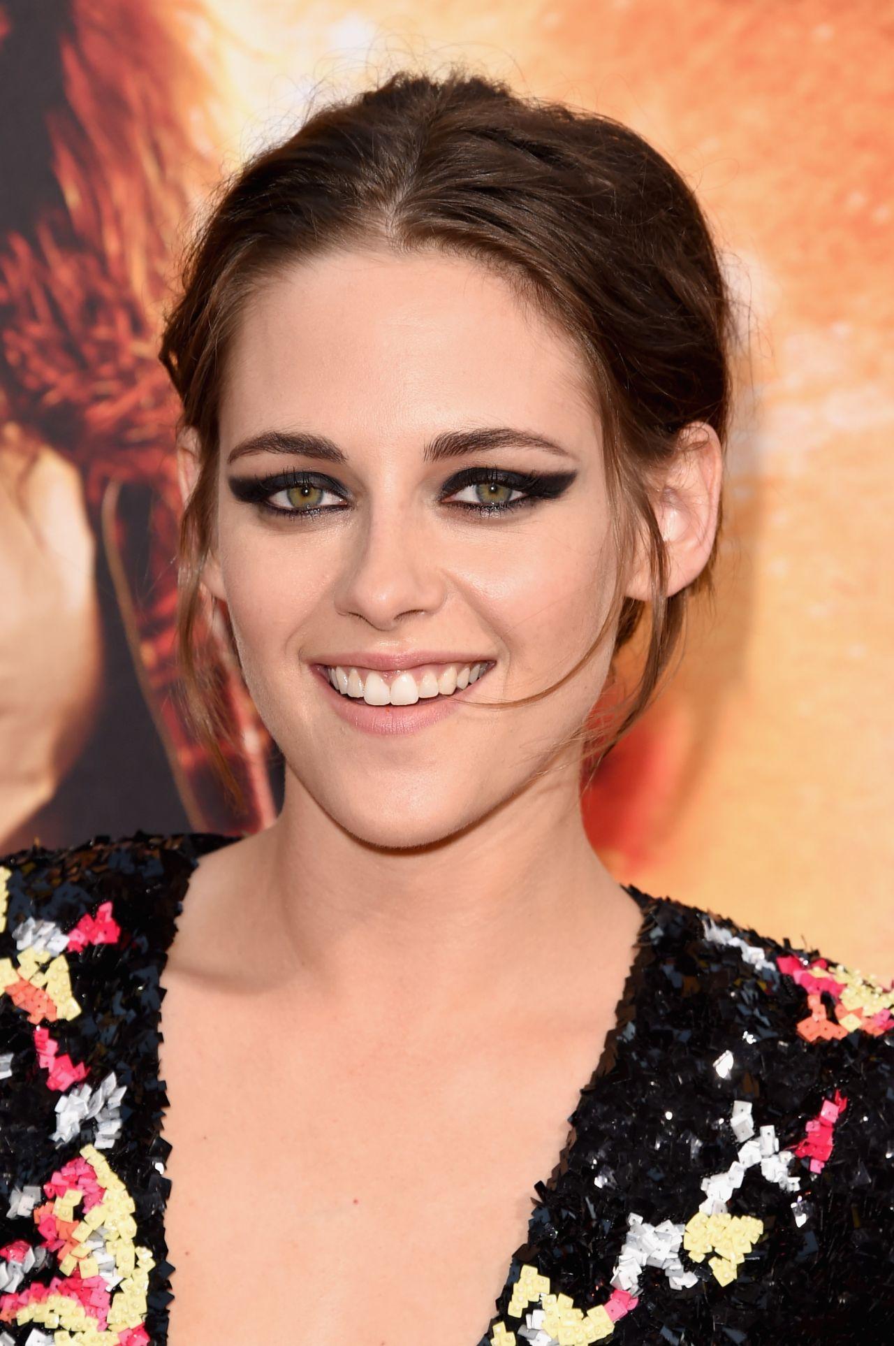 Kristen Stewart American Ultra Premiere In Los Angeles