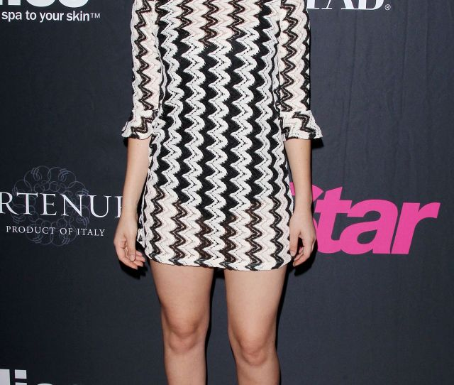 Jennette Mccurdy Star Magazines Scene Stealers Party In Hollywood October 2015