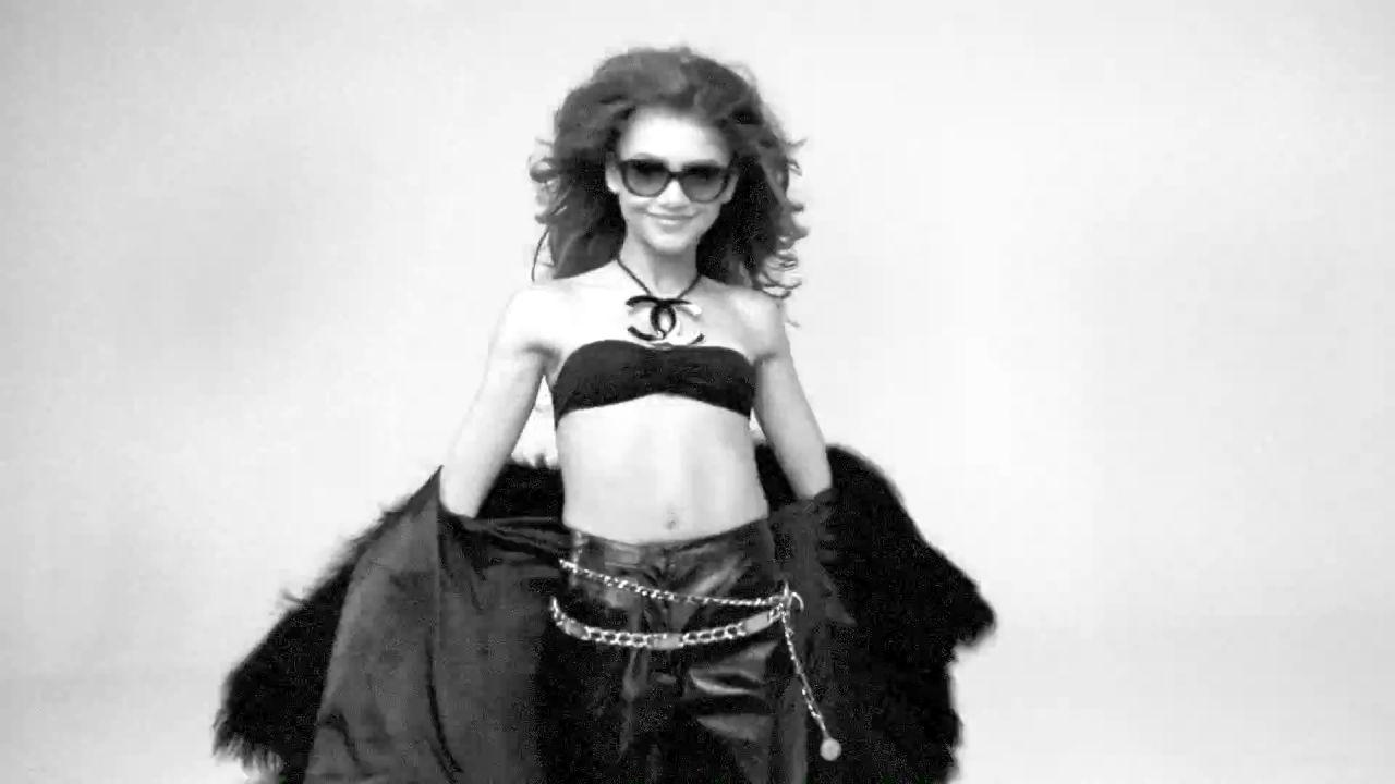 Zendaya Photoshoot For Galore Magazine October 2015