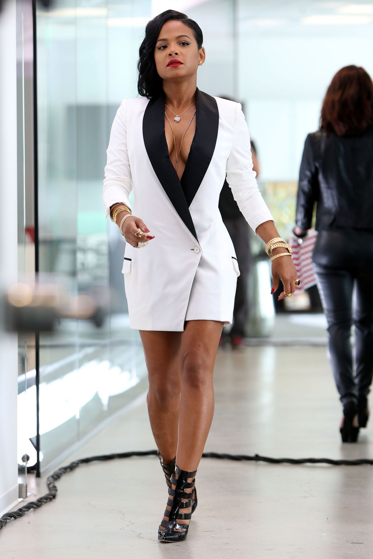 Christina Milian Her Like Me Music Vvideo Set In LA