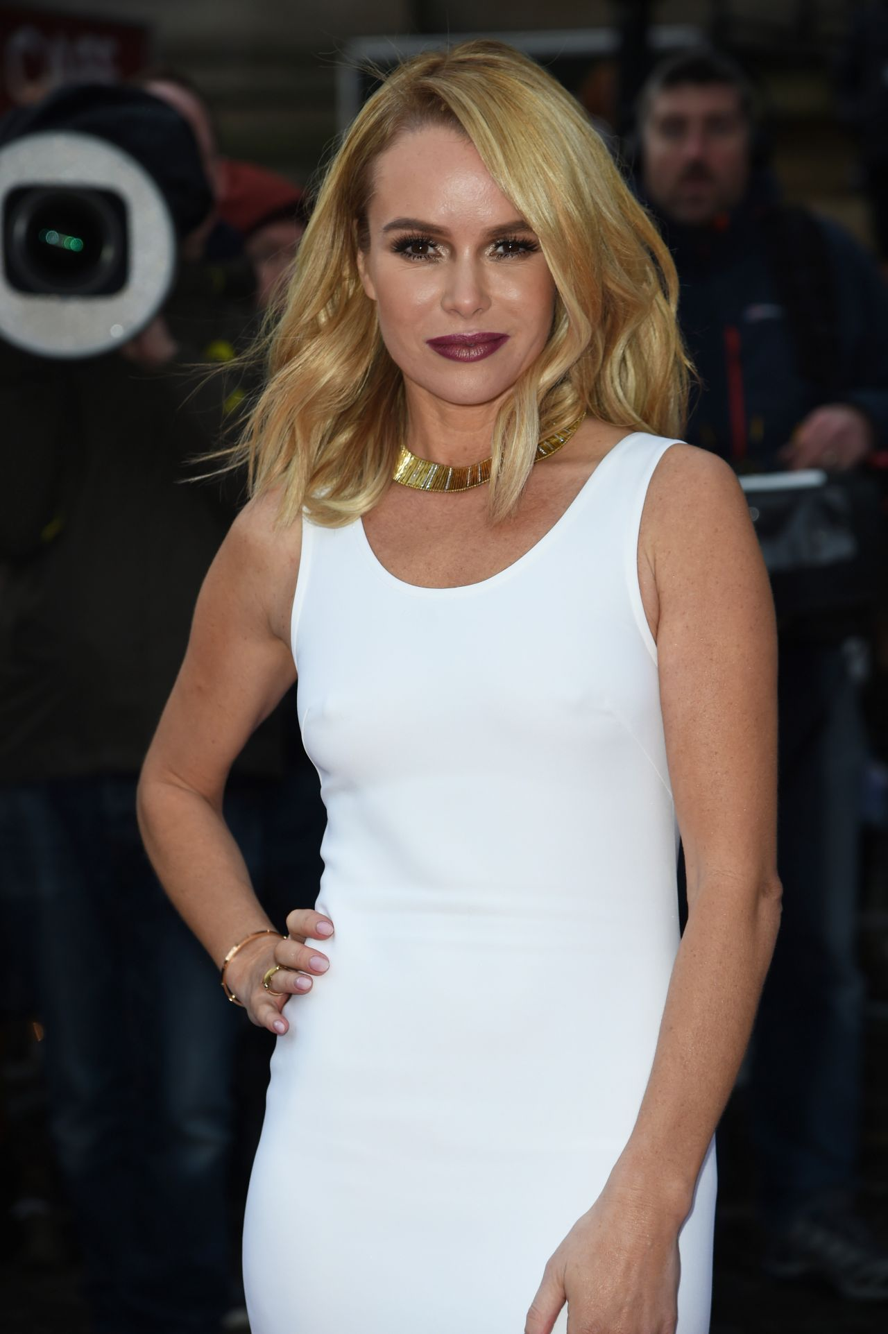 Amanda Holden Britains Got Talent Auditions In