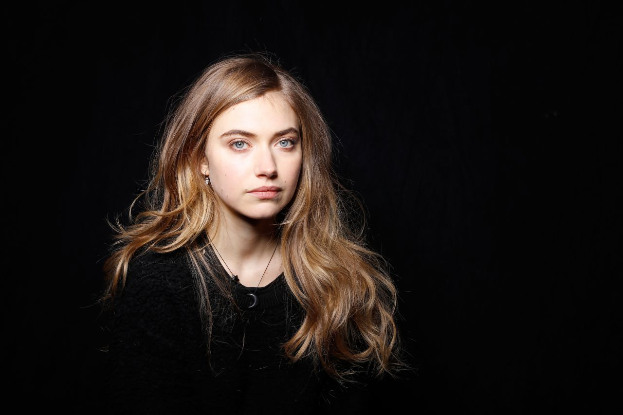 Imogen Poots Portraits For Frank Amp Lola Photocall At