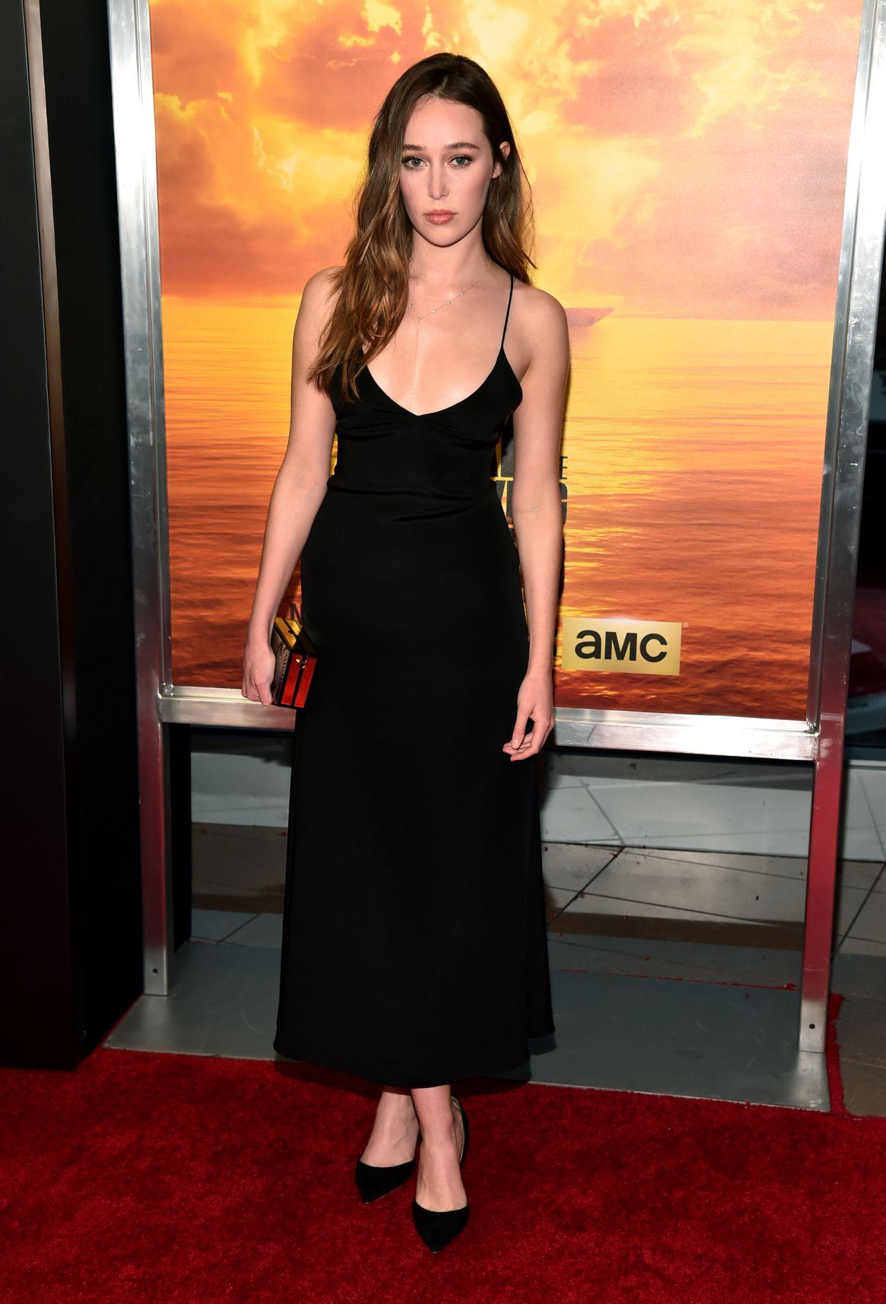 Alycia Debnam Carey Fear The Walking Dead Season 2