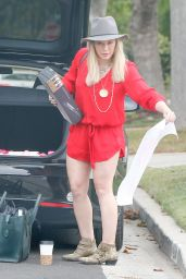 Hilary Duff at Her Nieces Birthday Party in Los Angeles 5/7/2016