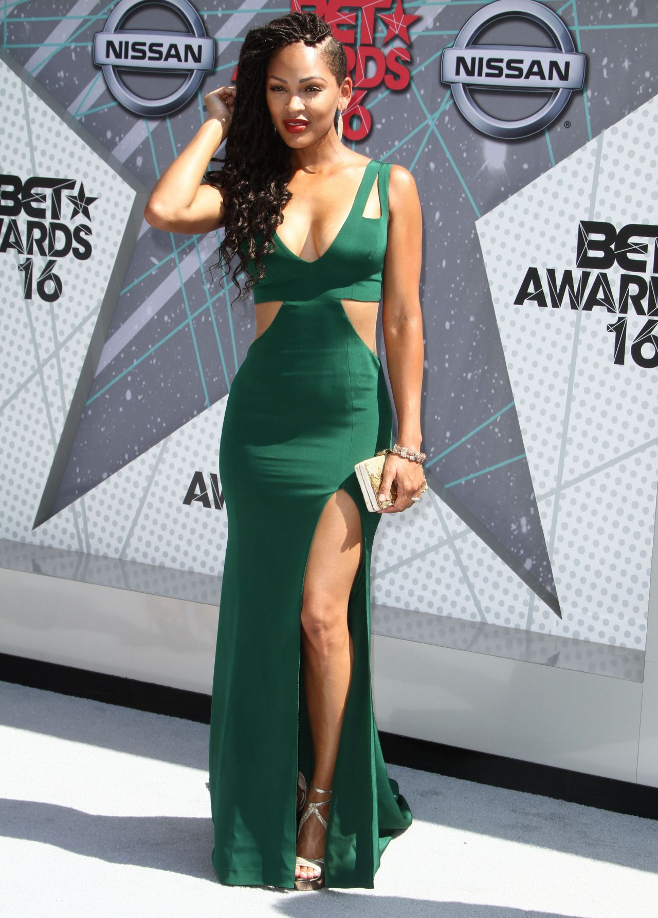 Meagan Good 2016 BET Awards In Los Angeles