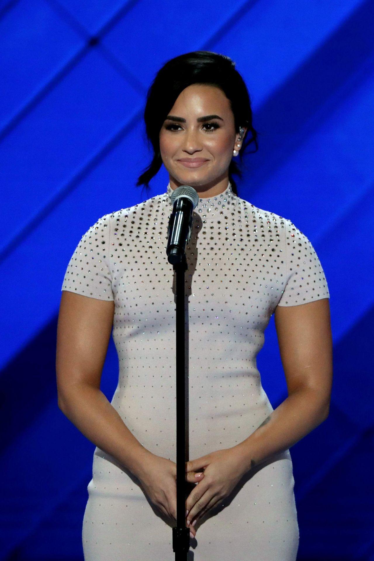 Neon Lights Demi Lovato