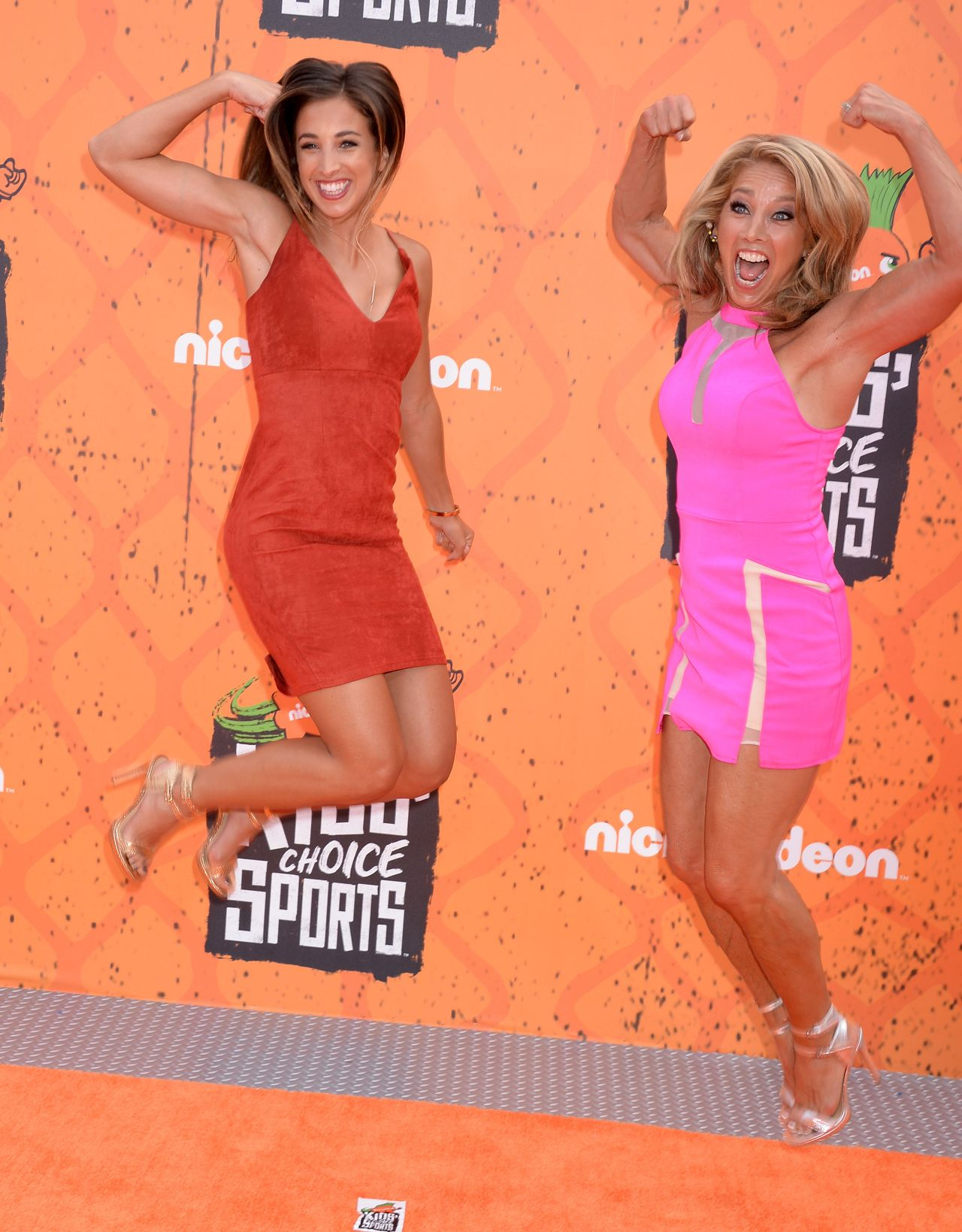 Katie Austin Nickelodeon S Kids Choice Sports Awards