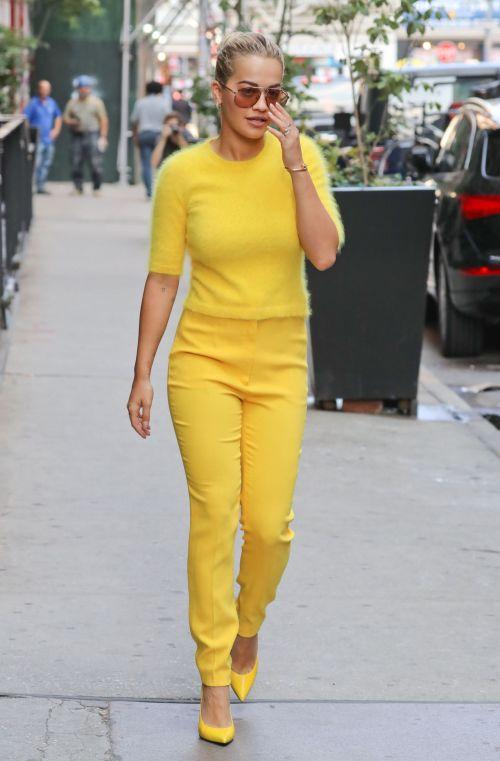 Casual Cuidado | Amarelo