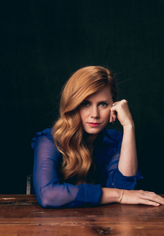 Amy Adams - Arrival Portraits for TIFF 2016