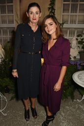 Jenna-Louise Coleman - Burberry and Bafta In Conversation in London 9/21/2016