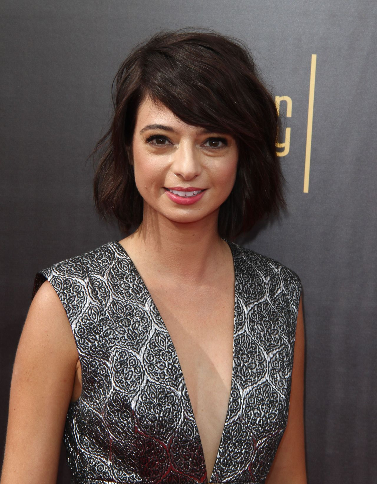 Kate Micucci Creative Arts Emmy Awards In LA Day 1 9