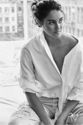 Shailene Woodley - The Edit Magazine September 2016 Issue