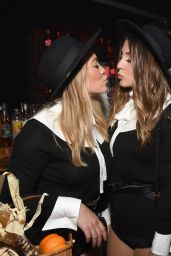 Hilary Duff - Casamigos Halloween Party in Beverly Hills 10/28/ 2016