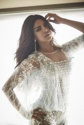 Priyanka Chopra - Filmfare Magazine India October 2016 Photos