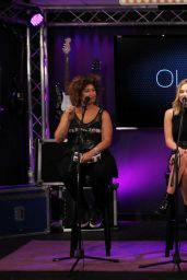 Olivia Holt Performs at 101.5 FM Radio Station in Clearwater 11/11/ 2016