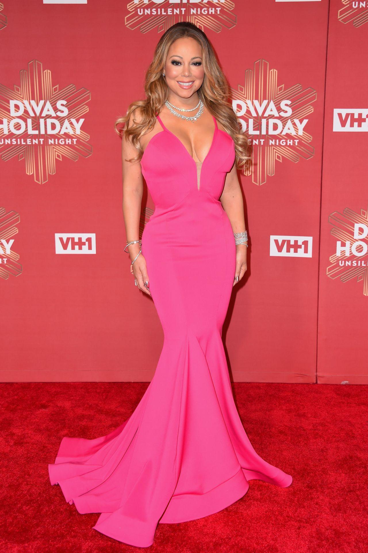 Mariah Carey 2016 VH1s Divas Holiday Unsilent Night In