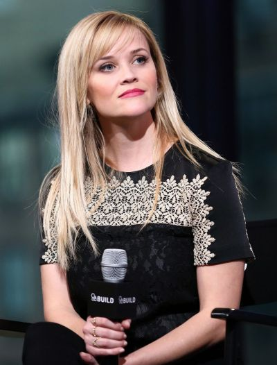 Reese Witherspoon - AOL BUILD to Discuss 'Sing' at AOL HQ ...