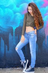Kelsey Cook - Social Media Pics, January 2017