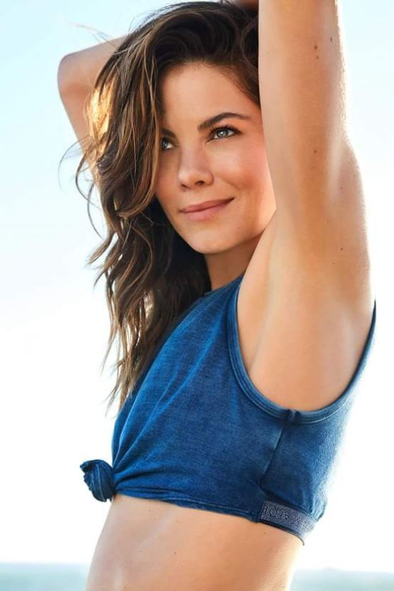Michelle Monaghan Shape Magazine US March 2017 Cover And