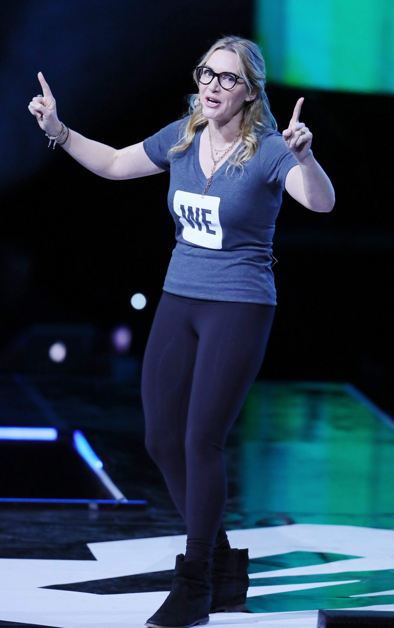Kate Winslet Performing WE Day Wembley March 322 2017