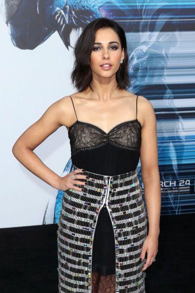 "Naomi Scott – ""Power Rangers"" Premiere in Los Angeles 3/22 ..."