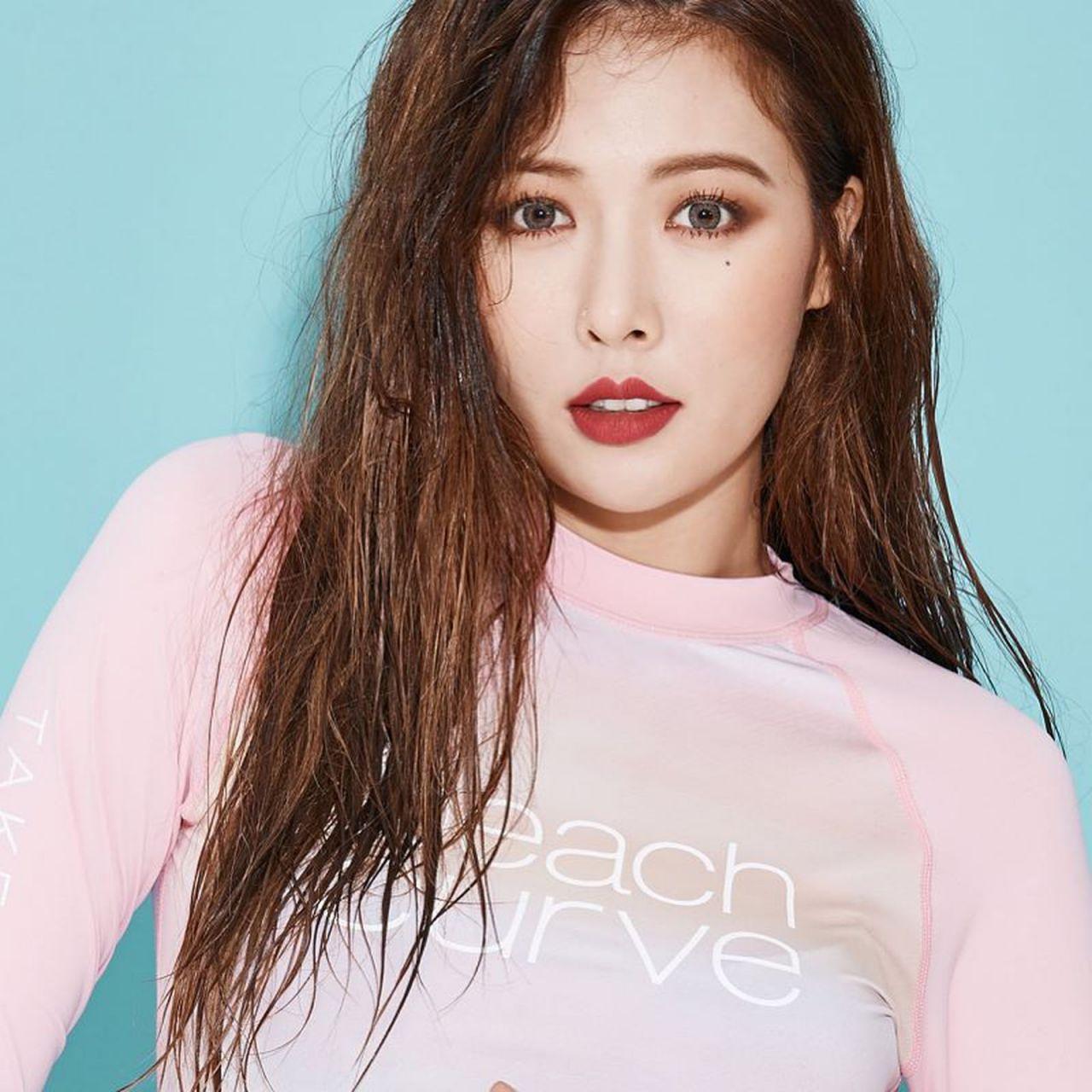 Hyuna Latest Photos CelebMafia