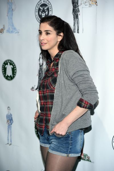 Sarah Silverman – The Turtle Conservancy's Turtle Ball in ...