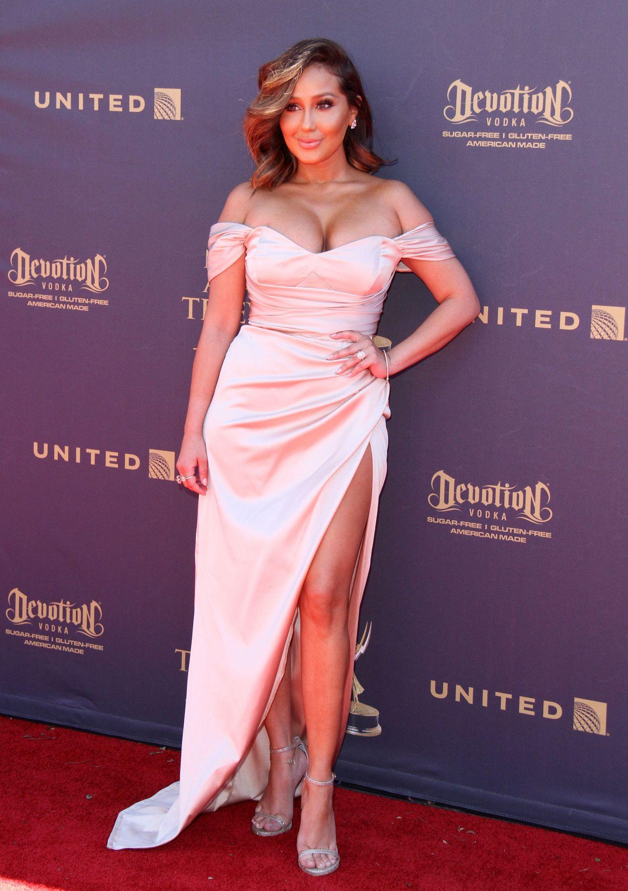 Adrienne Bailon Daytime Emmy Awards In Los Angeles 0430