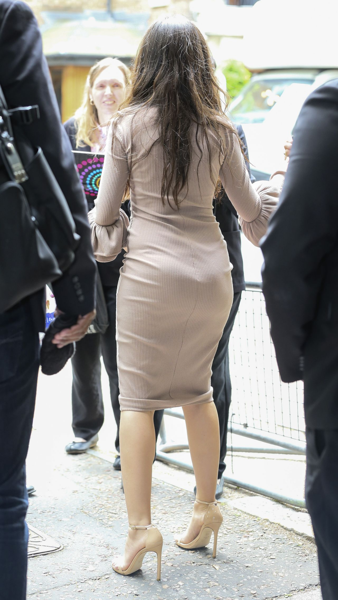 Camila Cabello At The Itv Studios In Central London Uk 05