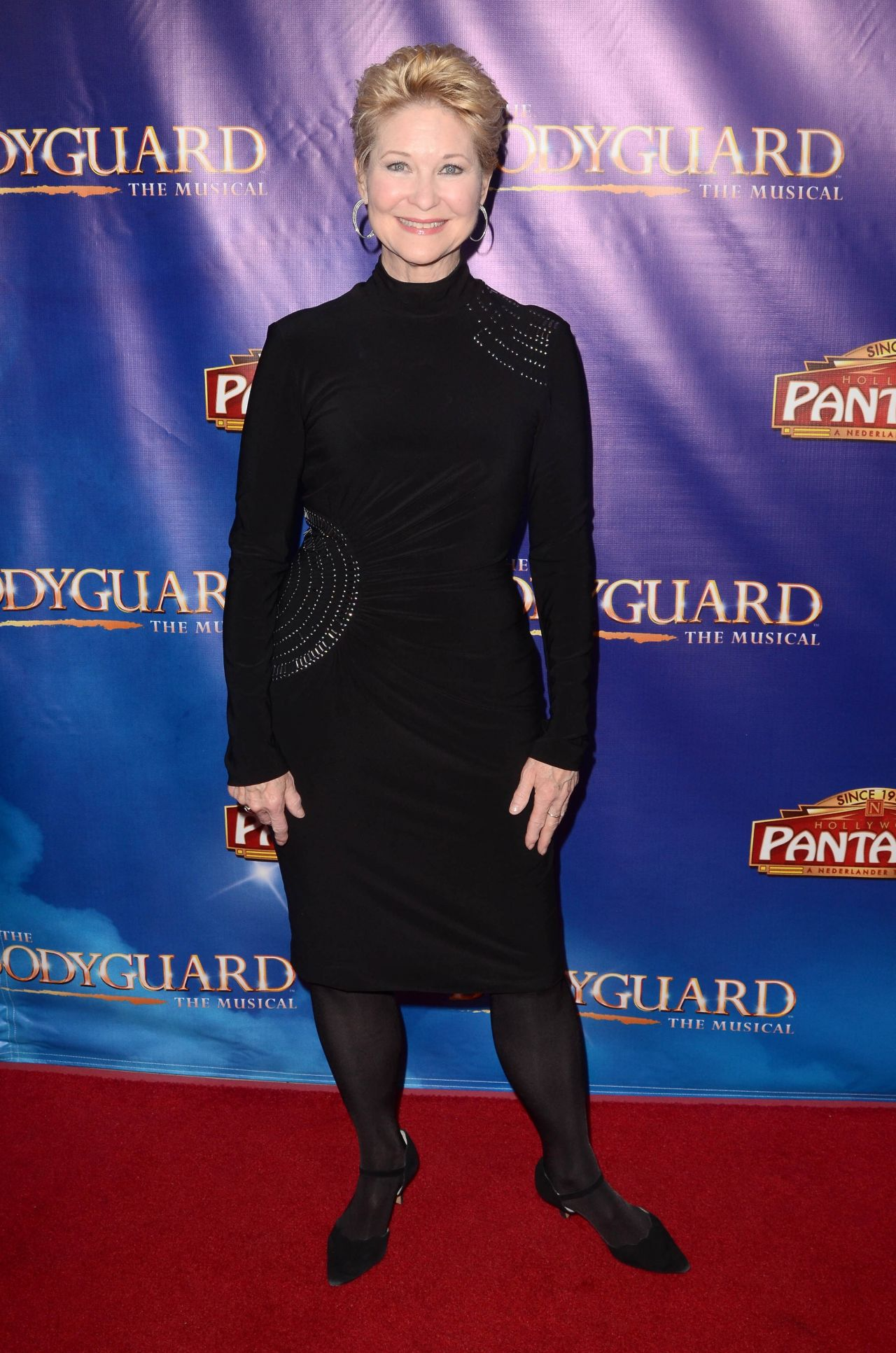 Dee Wallace The Bodyguard Opening Night In Los Angeles
