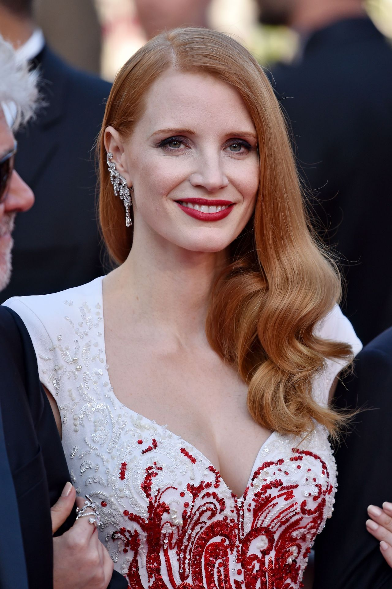 Jessica Chastain Cannes Film Festival Closing Ceremony