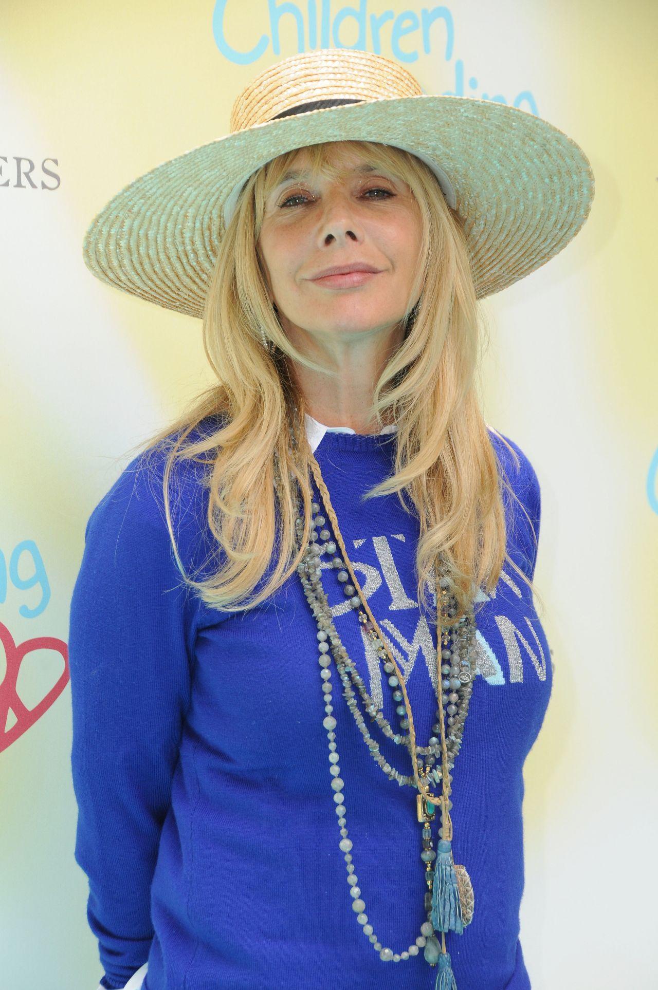 Rosanna Arquette Children Mending Hearts Empathy Rocks